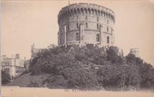 England Windsor Castle The Round Tower