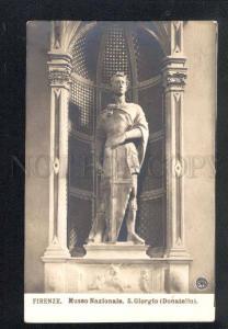 039158 ITALY Firenze.Museo GERMANonale.S.Giorgio NPG