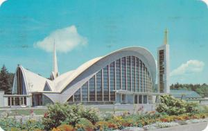 Cathedrale de Nicolet, Province de Quebec,  Canada, PU-1974