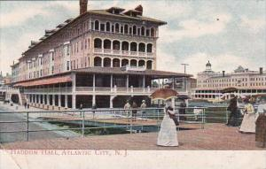 New Jersey Atlantic City Hadon Hall