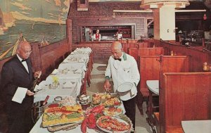 WASHINGTON DC, 50-60s; O'Donnell's Sea Grille , Restaurant