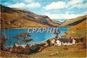 Postcard Modern Tal y lynn near town merioeth