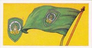 Amaran Tea Trade Card Flags &  Emblems No 2 S H A P E