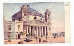 Musta Church, Malta, 00-10s