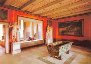 Potsdam Sanssouci Roemische Baeder Atrium, Roman Baths