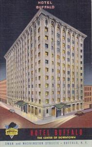 New York Buffalo Hotel Buffalo The Center Of Downtown