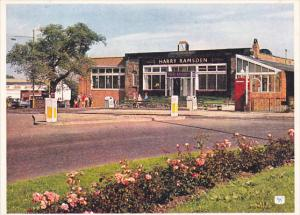 Harry Ramsden's Restaurant White Cross Guiseley Yorkshire England