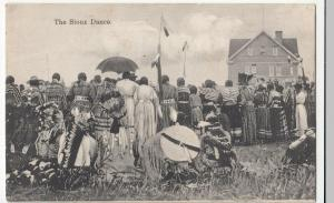 USA; The Sioux Dance PPC By A.Y. & Co, Unposted, 1907