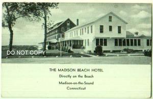 The Madison Beach Hotel, Madison Conn