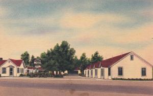 Colonial motel , IDAHO FALLS , Idaho , 30-40s