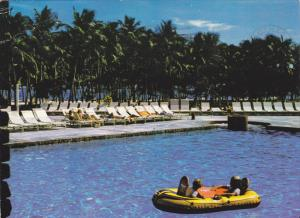 PUNTA CANA, Republica Dominicana; Area de Piscina, Club Mediterraneo, Swimmin...