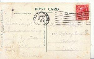 Genealogy Postcard - Keeble - Norbury Court Road - Norbury - London - Ref 5224A