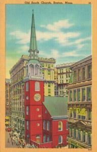 USA - Old South Church Boston 01.67