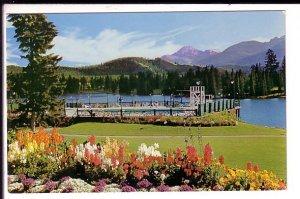 Lac Beauvert, Jasper Park Lodge, Alberta,