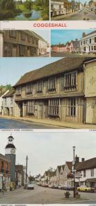 Coggeshall Essex Paycockes House 3x Postcard s