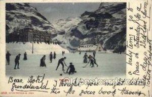 Curing postcard postcards 1907