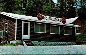 Arkansas Ponca Lost Valley Cafe Coca Cola Sign