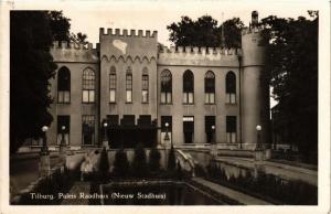 CPA Tilburg Paleis-Raadhuis NETHERLANDS (728559)