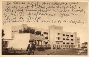 CPA Sénégal Afrique Dakar - Le Lycée Van Vollenhoven (68056)