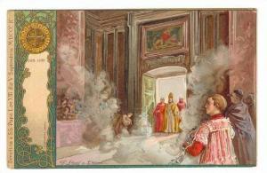 Benedicata a S.S.Papa Leo XIII die V Septembris M-DCCC-IC, Vatican