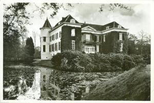 Holland, Netherlands, Huis-Doorn, 1963 used Postcard