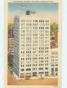Linen BUILDING Kansas City Missouri MO ho1472