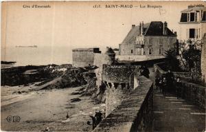 CPA  Cote d'Emeraude - Saint-Malo - Les Remparts  (584284)