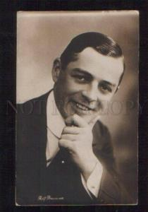 068109 Rolf BRUNNER Theatre DRAMA Actor old PHOTO