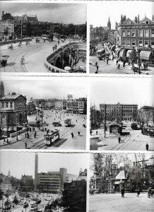 Netherlands Rotterdam Uit Vervlogen Jaren Postcard Lot of 38 RPPC - BS.02