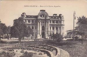 Bahia Blanca, Argentina, 00-10s ; Banco de la Nacion Argentina