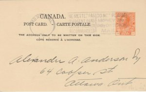 ADV: MONTREAL, Province of Quebec, Canada, PU-1924; G. C. Williams & Co.