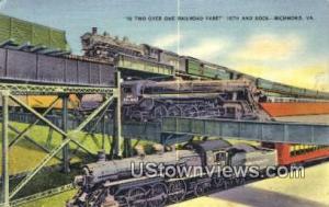 Railroad 16Th And Dock  -va_qq_2197