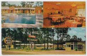 Corral Motel, Pearson GA
