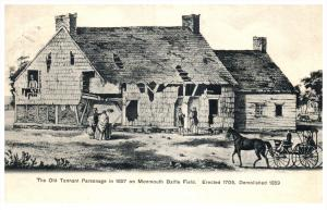 New Jersey   Old Tenant parsonage