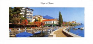 Italy Postcard, Lago di Garda, Lake Garda, Gardasee, Lac de Garda OS243