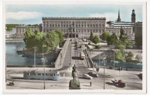 Sweden; Stockholm, Palace & North Bridge PPC Unposted, By Nordisk