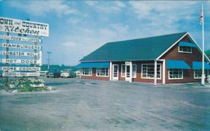 YARMOUTH , Maine , 50-60s ; Town & Country Kitchen & Gift Shop