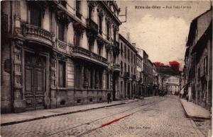 CPA Rive de Gier- Rue Sidi Carnot (578661)