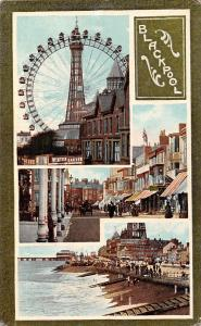 Blackpool, Big Wheel, Winter Garden, Beach, Multiviews