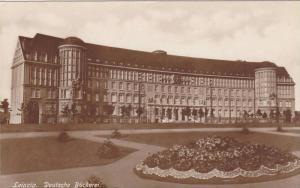 RP, Deutsche Bucherei, Leipzig (Saxony), Germany, 1920-1940s