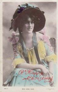 RP; Actress Miss Zena Dare , 1910