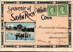 Folder - Savin Rock & White City, West Haven CT Amusement Park. 20 views.  Gr...