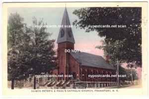 St. Peter & Paul's Catholic Church, Frankfort NY