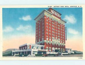Linen HOTEL SCENE Asheville North Carolina NC H0178