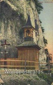 Wildkirchli Swizerland 1922