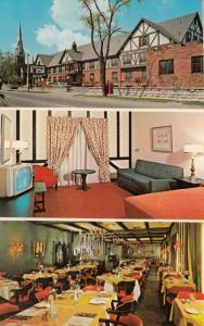 SARNIA , Ontario , 1950s-60s ; The Drawbridge Inn