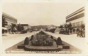 RP: LONGVIEW , Washington , 1920-30s ; Broadway