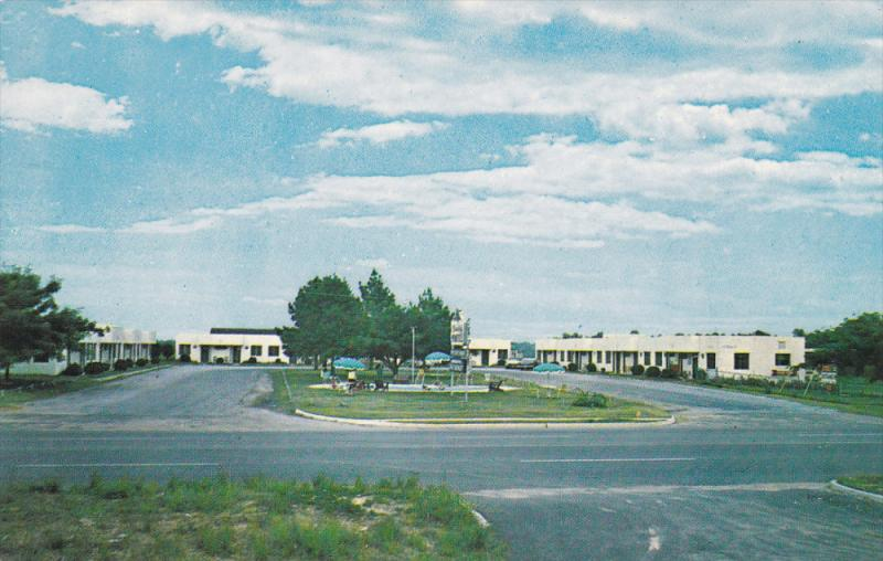 Cloverleaf Motel and Restaurant on U. S. 31, one mile South of CLANTON, Alaba...