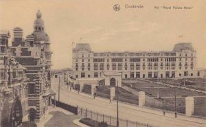 Het Royal Palace Hotel, Oostende (West Flanders), Belgium, 1900-1910s