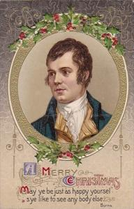 Christmas With Burns Poem 1913 Winsch